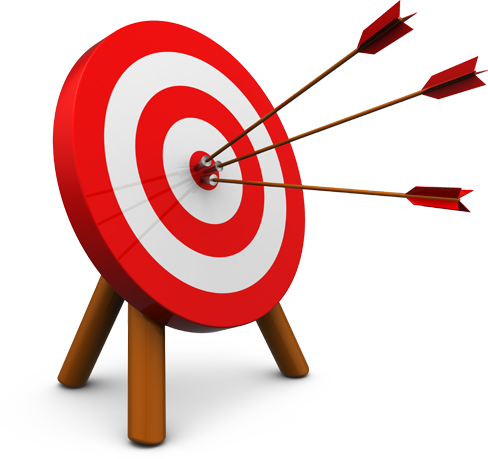 Image result for hit the target